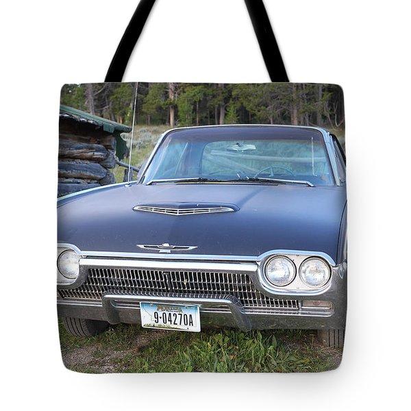 Cowboys Cadillac Tote Bag