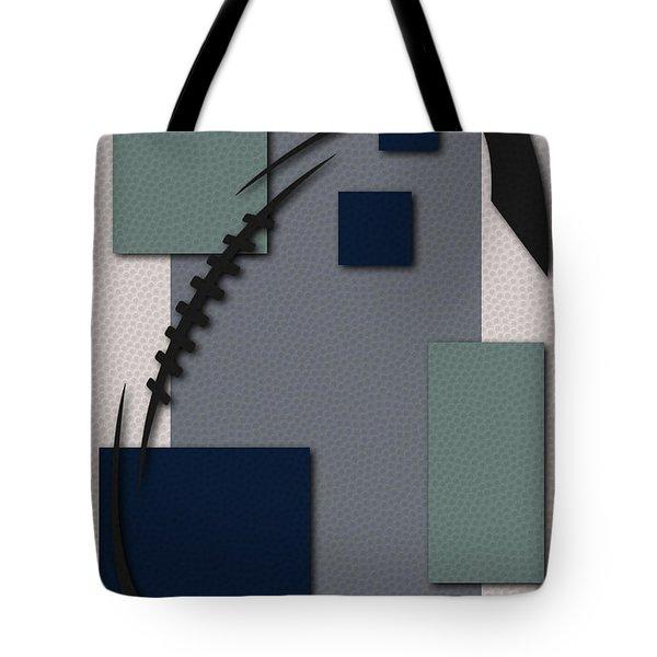 Cowboys Football Art Tote Bag