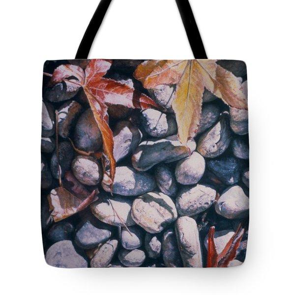 Cowper Street #3 Tote Bag