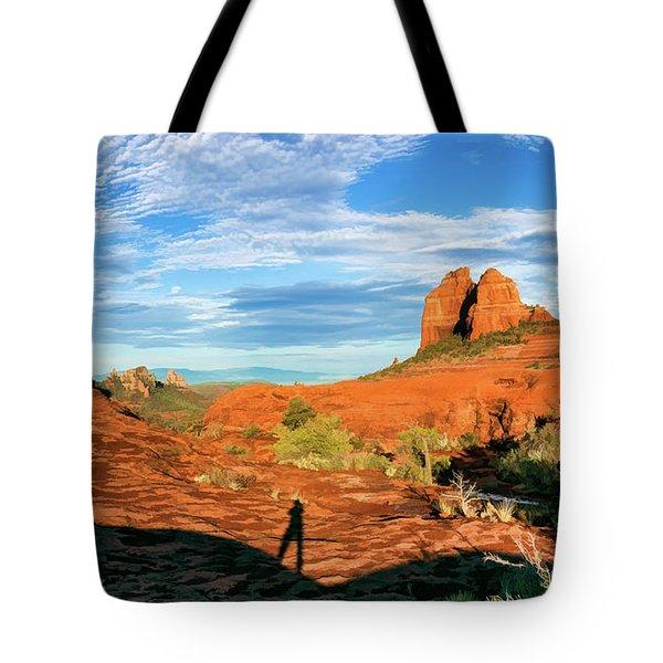 Cowpie 07-094p Tote Bag by Scott McAllister
