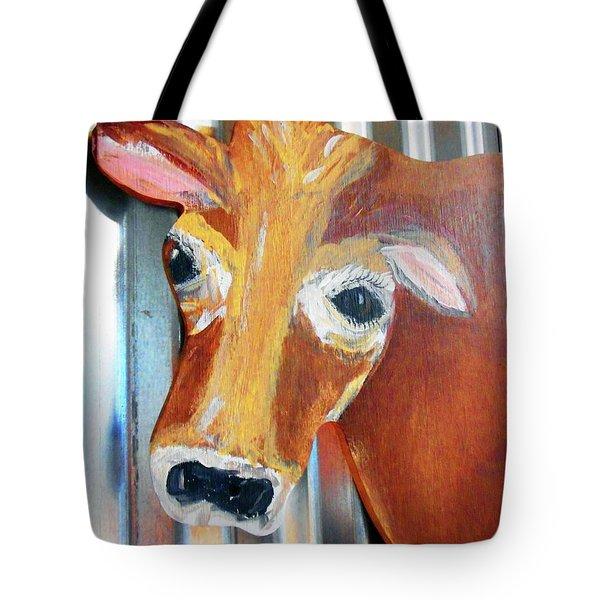 Cows 4 Tote Bag