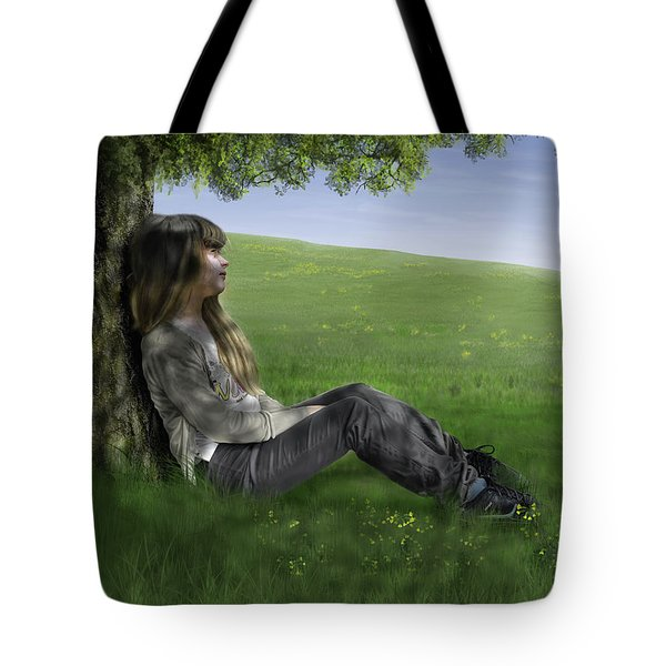 Cowslip Maiden Tote Bag