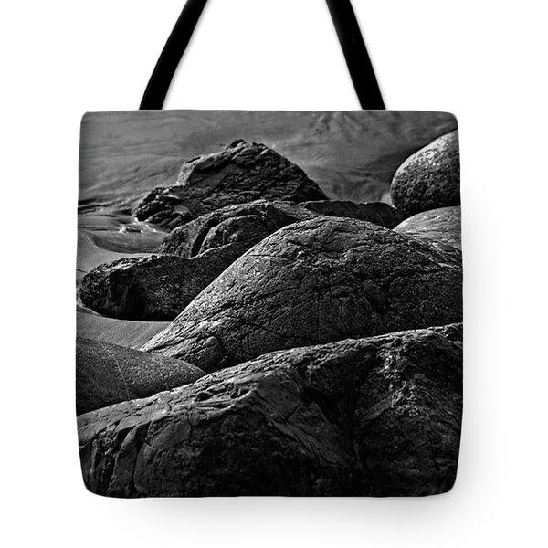 Cox Rocks Tote Bag
