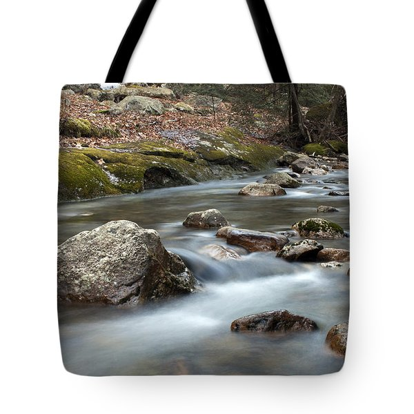 Coxing Kill In February #2 Tote Bag by Jeff Severson