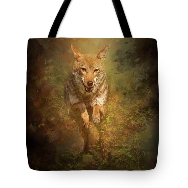 Coyote Energy Tote Bag