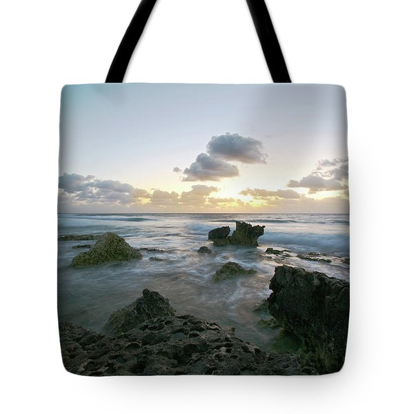 Cozumel Sunrise Tote Bag