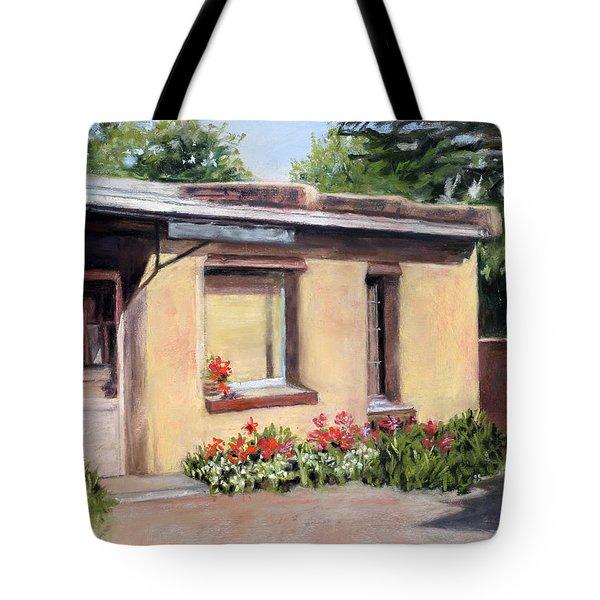 Cozy Home Tote Bag by Julie Maas
