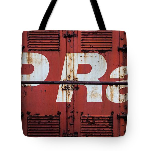 Cp Rail Tote Bag