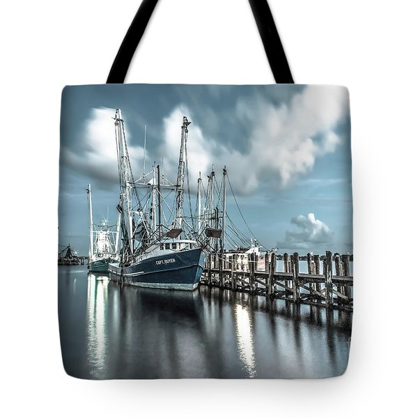 Cpt. Duyen Tote Bag by Maddalena McDonald