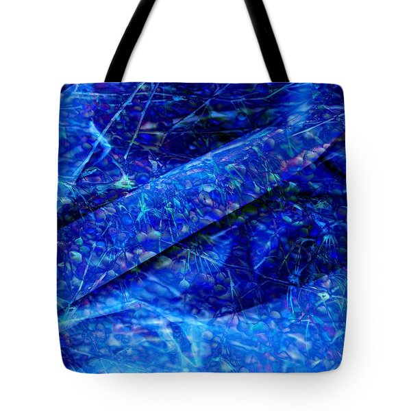 Crab Apples In Reality Shift Tote Bag
