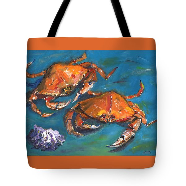 Crabs Tote Bag