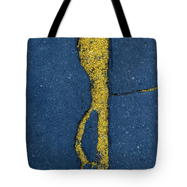 Cracked #3 Tote Bag