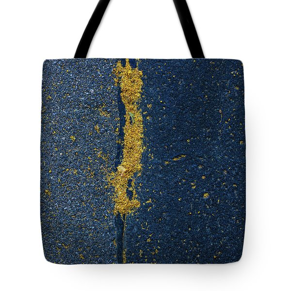 Cracked #4 Tote Bag