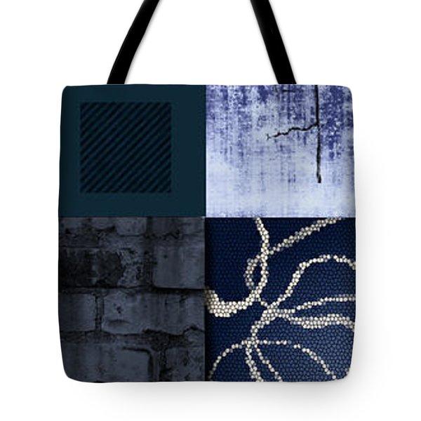 Cracked Tote Bag by Ramneek Narang