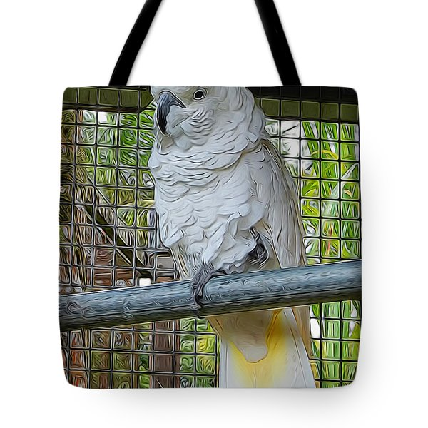 Crackers Anyone Tote Bag