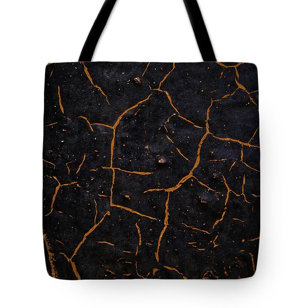 Tote Bag featuring the photograph Cracking Paint by Jason Moynihan