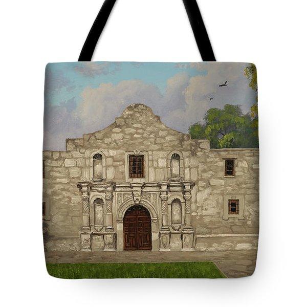 Cradle Of Texas Liberty Tote Bag
