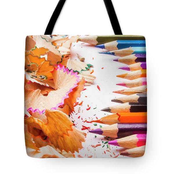 Craft In Sharpening Tote Bag