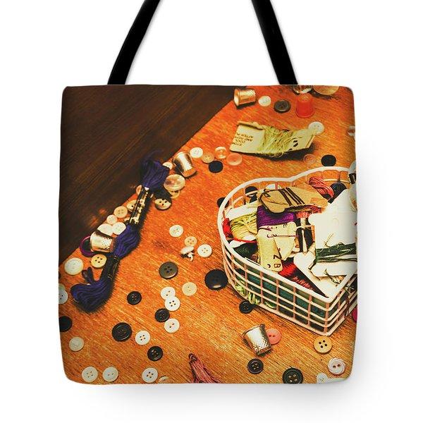 Crafting Corner Tote Bag