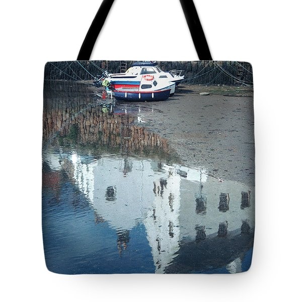 Crail Reflection I Tote Bag