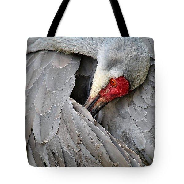 Craning Tote Bag