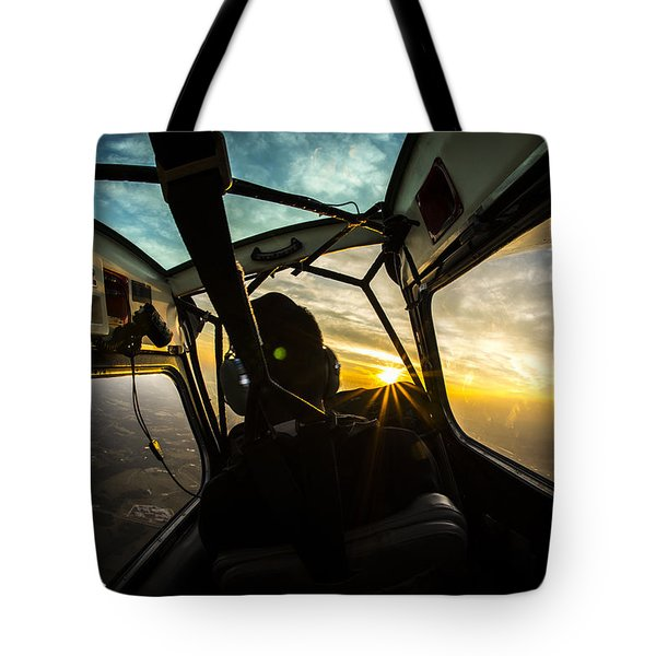 Crankin' And Bankin' Tote Bag