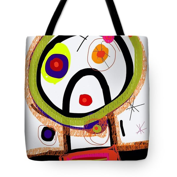 Kranky Pants Tote Bag