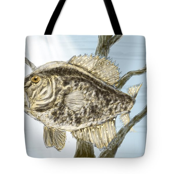 Crappie Time - 2 Tote Bag