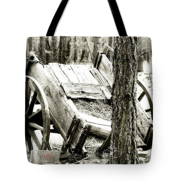 Tote Bag featuring the photograph Crash by Beauty For God