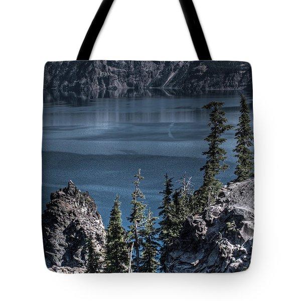 Crater Lake 4 Tote Bag