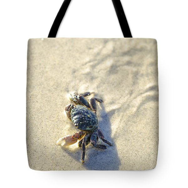 Crawling Back To You Tote Bag
