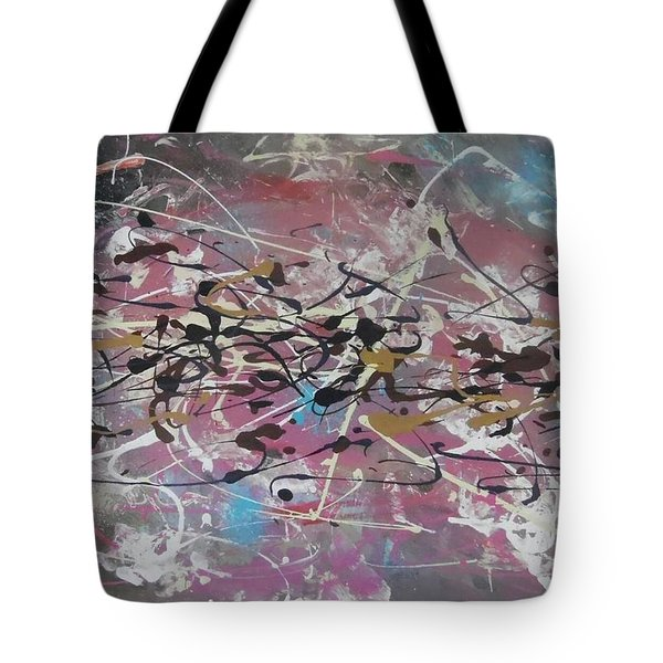 Crazy Afternoon Tote Bag