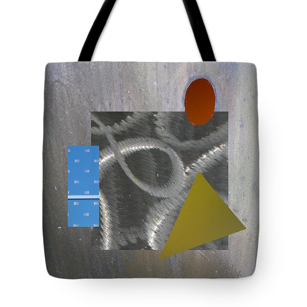 Crazy Eights Tote Bag