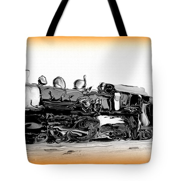 Crazy Train 2 Tote Bag