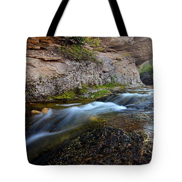 Crazy Woman Creek Tote Bag