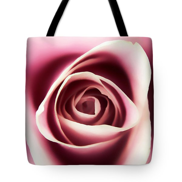 Creamy Pink Tote Bag