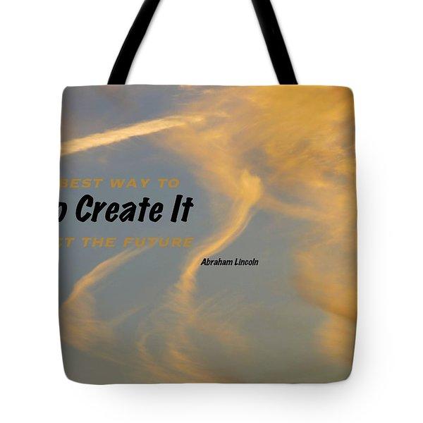 Create Greatness Tote Bag