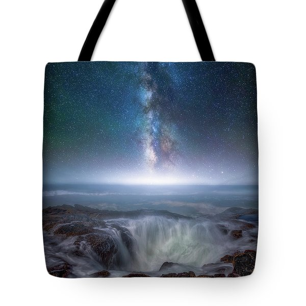 Creation Tote Bag by Darren White