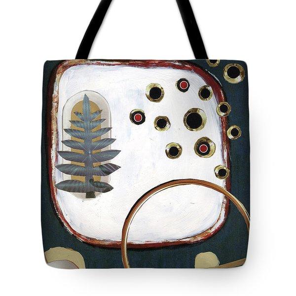 Creation Tote Bag by Michal Mitak Mahgerefteh