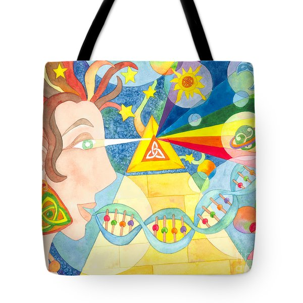 Creation Myth Tote Bag