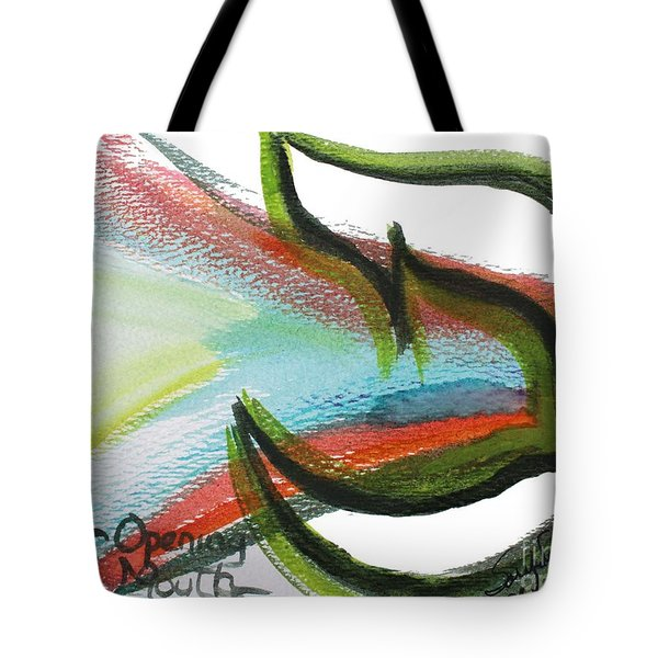 Creation Pey Tote Bag