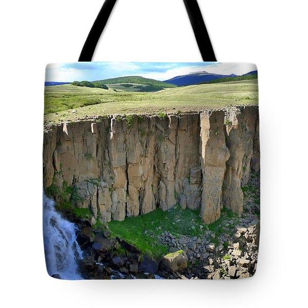 Creation Tote Bag by Skip Hunt