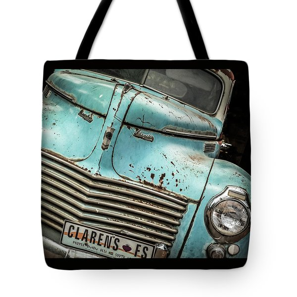 Creative Advertising Tote Bag