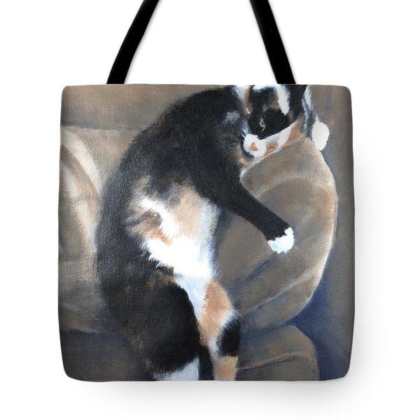 Creature Comfort Tote Bag