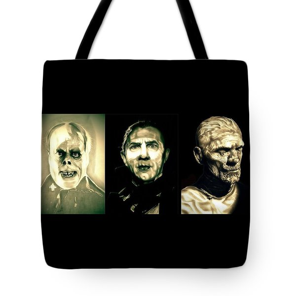 Creature Feature Tote Bag