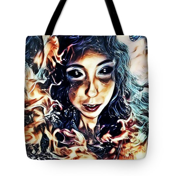 Creature Of The Deep Tote Bag