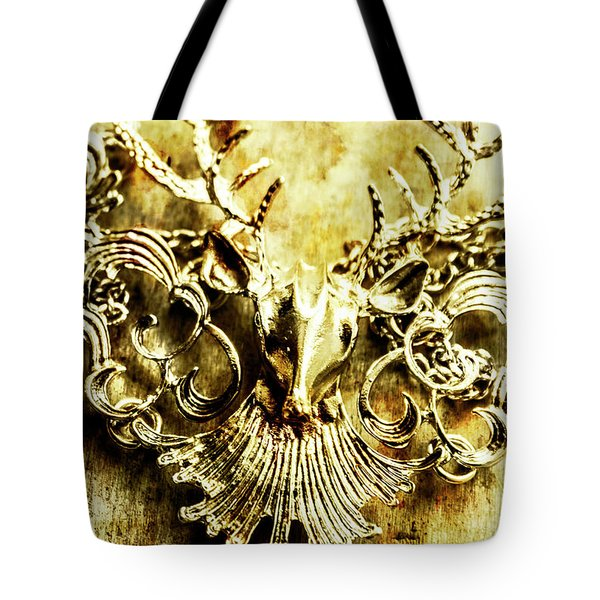 Creature Treasures Tote Bag