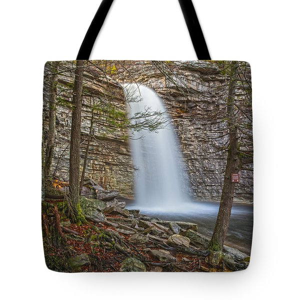 Creatures In The Mist Tote Bag by Angelo Marcialis
