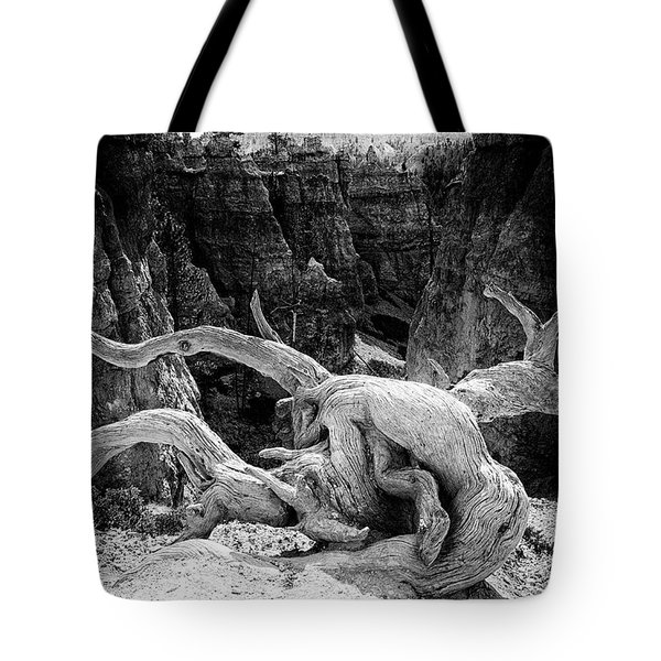 Creatures Of Bryce Canyon Tote Bag