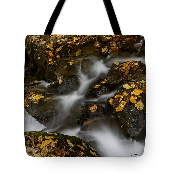 Creek 2 Tote Bag by Kevin Blackburn